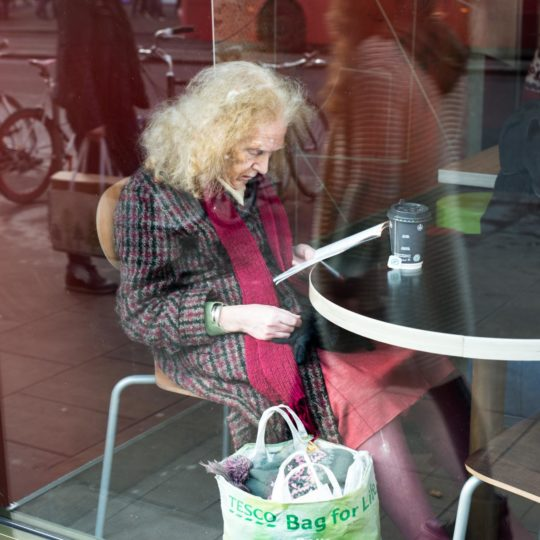 street photo, street photography, the quiet woman, quiet woman mcdonald