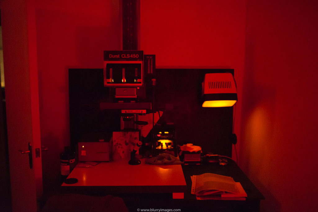 London darkroom, Durst laborator L900, Durst enlarger, Rodenstock Rodagon, darkroom lamp, durst CLS 450,