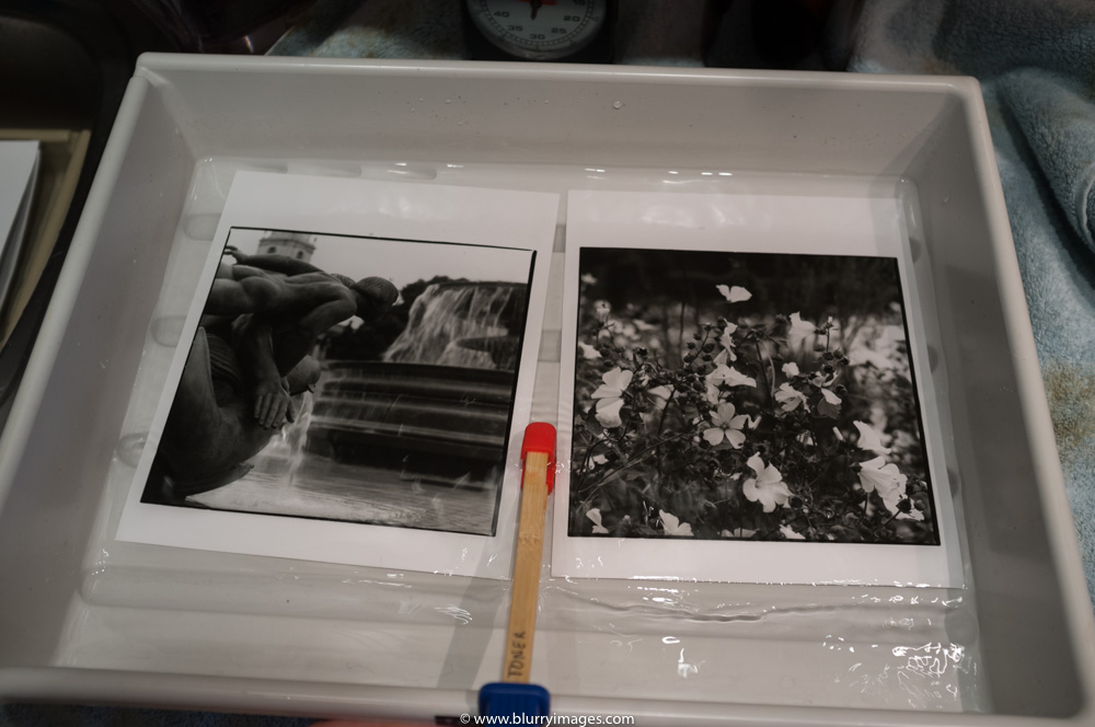 darkroom prints, trafalgar square