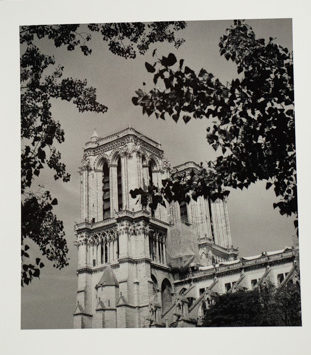Notre Dame paris, art print, black and white photography, art print for sale, www.blurryimages.com